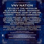 Flyer Amphi Festival 2013