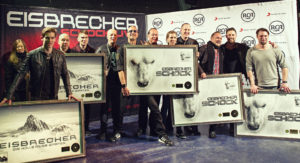 Eisbrecher Gold Awards